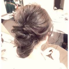 ロング コンサバ フェミニン 春 ヘアスタイルや髪型の写真・画像