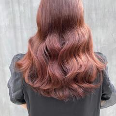 ナチュラル ミルクティーベージュ ベージュ 透明感カラー ヘアスタイルや髪型の写真・画像