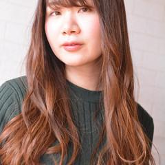 髪質改善トリートメント デート 髪質改善 ナチュラル ヘアスタイルや髪型の写真・画像