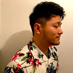 ショート メンズ 刈り上げ ボーイッシュ ヘアスタイルや髪型の写真・画像
