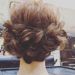 女子会 三つ編み デート ロング ヘアスタイルや髪型の写真・画像
