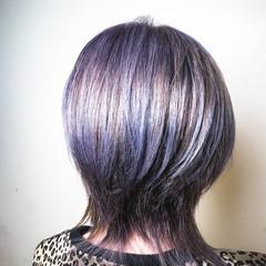 ブリーチ ストリート ハイトーン ハイトーンカラー ヘアスタイルや髪型の写真・画像