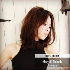 春 ゆるふわ ナチュラル フェミニン ヘアスタイルや髪型の写真・画像