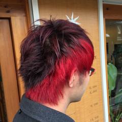 ショート ストリート メンズ ヘアスタイルや髪型の写真・画像