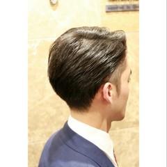 ベリーショート ボーイッシュ エレガント ショート ヘアスタイルや髪型の写真・画像