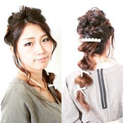フェミニン ロング 大人かわいい アッシュ ヘアスタイルや髪型の写真・画像