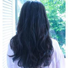 オフィス ロング 巻き髪 ヘアアレンジ ヘアスタイルや髪型の写真・画像