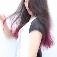 フェミニン ゆるふわ ストリート ガーリー ヘアスタイルや髪型の写真・画像