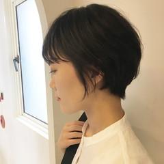ショート 簡単ヘアアレンジ アウトドア 女子力 ヘアスタイルや髪型の写真・画像