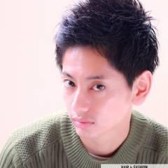 モテ髪 ショート 黒髪 ナチュラル ヘアスタイルや髪型の写真・画像