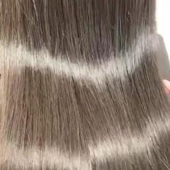 艶髪 ナチュラル TOKIOトリートメント 透明感カラー ヘアスタイルや髪型の写真・画像