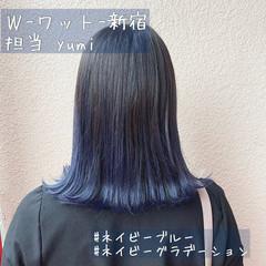ナチュラル ショートボブ ウルフカット ボブ ヘアスタイルや髪型の写真・画像