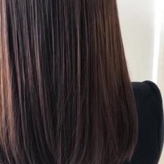 トリートメント ツヤツヤ ロング ツヤ髪 ヘアスタイルや髪型の写真・画像