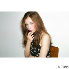 簡単ヘアアレンジ ヘアアレンジ 外国人風 ナチュラル ヘアスタイルや髪型の写真・画像