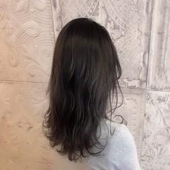 ナチュラル グラデーションカラー ブリーチオンカラー ロング ヘアスタイルや髪型の写真・画像