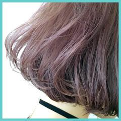 グラデーションカラー ゆるふわ 暗髪 フェミニン ヘアスタイルや髪型の写真・画像