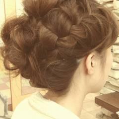 愛され ゆるふわ モテ髪 ナチュラル ヘアスタイルや髪型の写真・画像