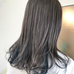 ハイライト グラデーションカラー 外国人風カラー インナーカラー ヘアスタイルや髪型の写真・画像