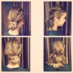 ストリート グラデーションカラー 春 ボブ ヘアスタイルや髪型の写真・画像