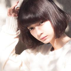 モテ髪 簡単 ストリート ナチュラル ヘアスタイルや髪型の写真・画像