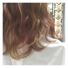 ロング アッシュ 外国人風 簡単ヘアアレンジ ヘアスタイルや髪型の写真・画像
