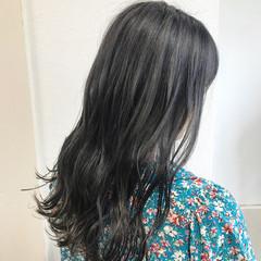 ヘアアレンジ エレガント 外国人風カラー セミロング ヘアスタイルや髪型の写真・画像