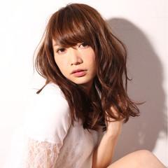 外国人風 フェミニン 大人かわいい アッシュ ヘアスタイルや髪型の写真・画像
