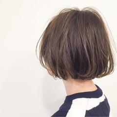 ハイライト アッシュ 大人かわいい ショート ヘアスタイルや髪型の写真・画像