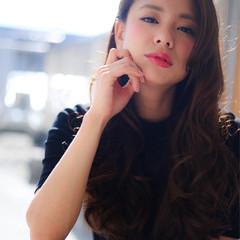 パーマ フェミニン ゆるふわ コンサバ ヘアスタイルや髪型の写真・画像