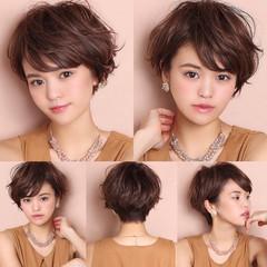 田丸麻紀 ショート ショートヘア ショートボブ ヘアスタイルや髪型の写真・画像