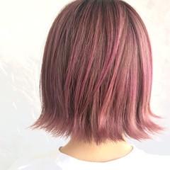 ガーリー 韓国風ヘアー デート ゆるふわ ヘアスタイルや髪型の写真・画像