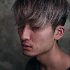 モード 坊主 アッシュ かっこいい ヘアスタイルや髪型の写真・画像