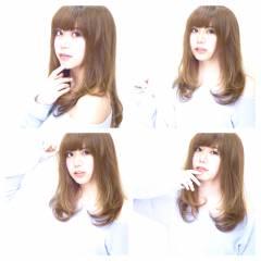 ロング モテ髪 コンサバ ナチュラル ヘアスタイルや髪型の写真・画像