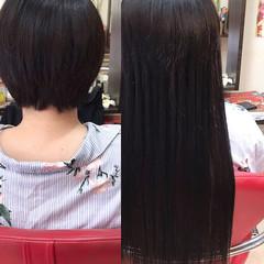 ナチュラル エクステ 大人女子 ロング ヘアスタイルや髪型の写真・画像