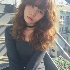 パンク ハイライト ストリート 外国人風 ヘアスタイルや髪型の写真・画像