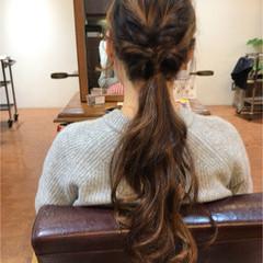 ゆるふわ ショート フェミニン ロング ヘアスタイルや髪型の写真・画像