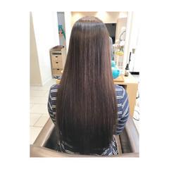 ロング エレガント 上品 大人女子 ヘアスタイルや髪型の写真・画像