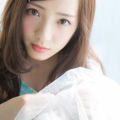 大人かわいい 外国人風 ゆるふわ ショート ヘアスタイルや髪型の写真・画像