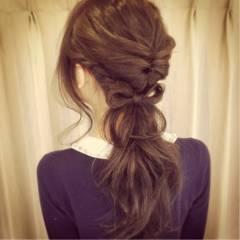 モテ髪 大人かわいい ヘアアレンジ 愛され ヘアスタイルや髪型の写真・画像