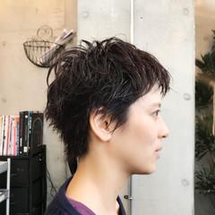 ショート 大人かわいい ナチュラル オフィス ヘアスタイルや髪型の写真・画像