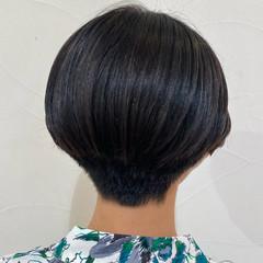 刈り上げ ショート 刈り上げショート ショートヘア ヘアスタイルや髪型の写真・画像