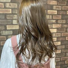 艶髪 透明感 N.オイル ナチュラル ヘアスタイルや髪型の写真・画像