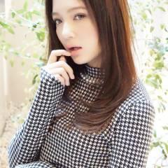 フェミニン 秋 コンサバ モテ髪 ヘアスタイルや髪型の写真・画像