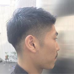 ボーイッシュ ショート メンズ 刈り上げ ヘアスタイルや髪型の写真・画像