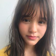 前髪あり アッシュ 外国人風 ストリート ヘアスタイルや髪型の写真・画像