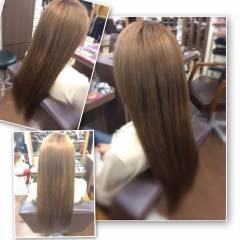 外国人風 渋谷系 グラデーションカラー 大人かわいい ヘアスタイルや髪型の写真・画像