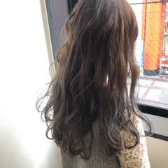 上品 ヘアアレンジ ハイライト デート ヘアスタイルや髪型の写真・画像