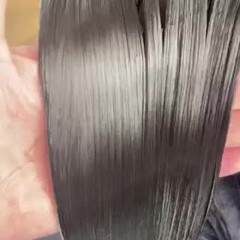 ナチュラル 360度どこからみても綺麗なロングヘア 超音波 髪質改善トリートメント ヘアスタイルや髪型の写真・画像