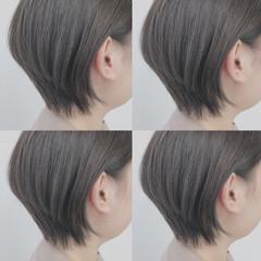 透明感 デート 似合わせ 外国人風 ヘアスタイルや髪型の写真・画像