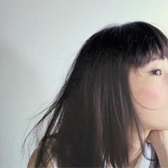ナチュラル こなれ感 大人女子 前髪あり ヘアスタイルや髪型の写真・画像
